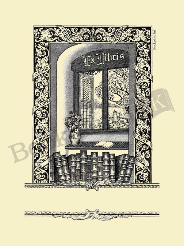 B253_open-window-with-books-ex-libris