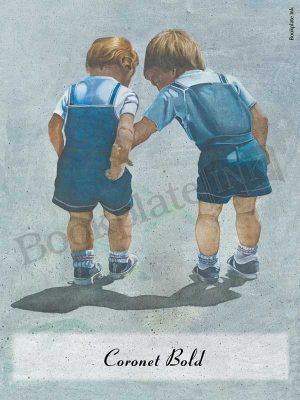 C110-twin-boys-bookplate