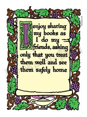 C113-Enjoy-sharing-my-books-Owen-Wise-bookplate