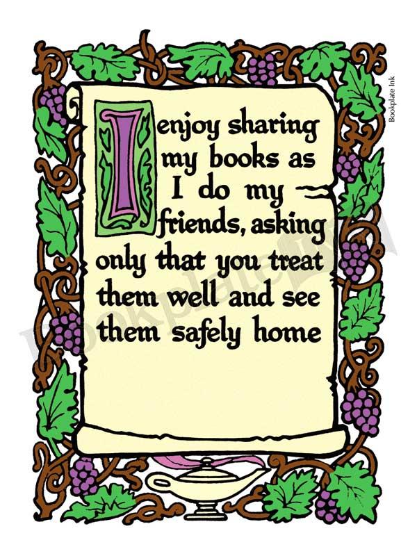 C113-Enjoy-sharing-my-books-Owen-Wise-bookplate