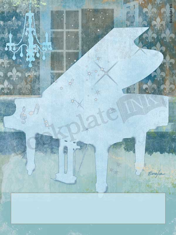 ES153-Piano-music-bookplate