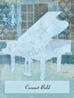 ES153-Piano-music-bookplate_Coronet