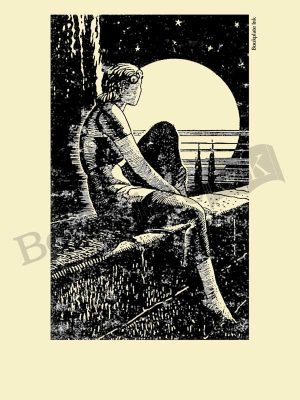 F701-girl-moonlight-Dan-Burne0Jones0bookplate