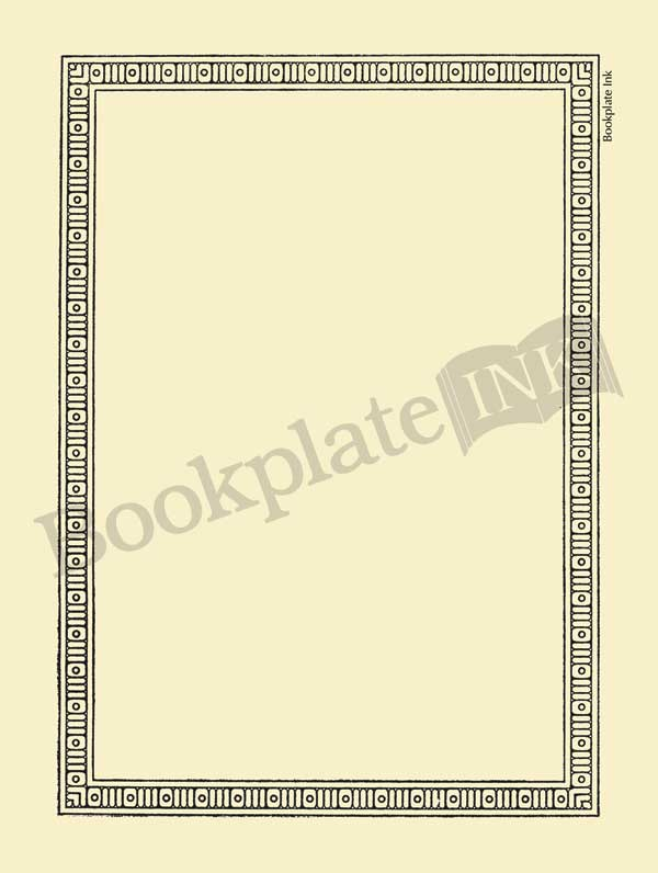M758-framed-border-bookplate