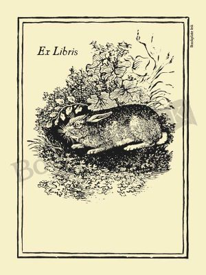 V1-Thomas-Bewick-rabbit-bookplate