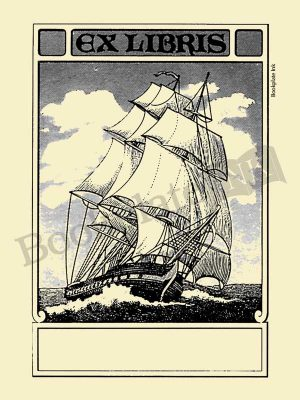 W2-Sailing-ship-Pringle-bookplate