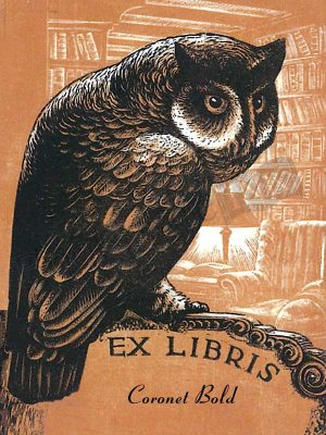 C206-owl-woodcut-lynd-ward-bookplate